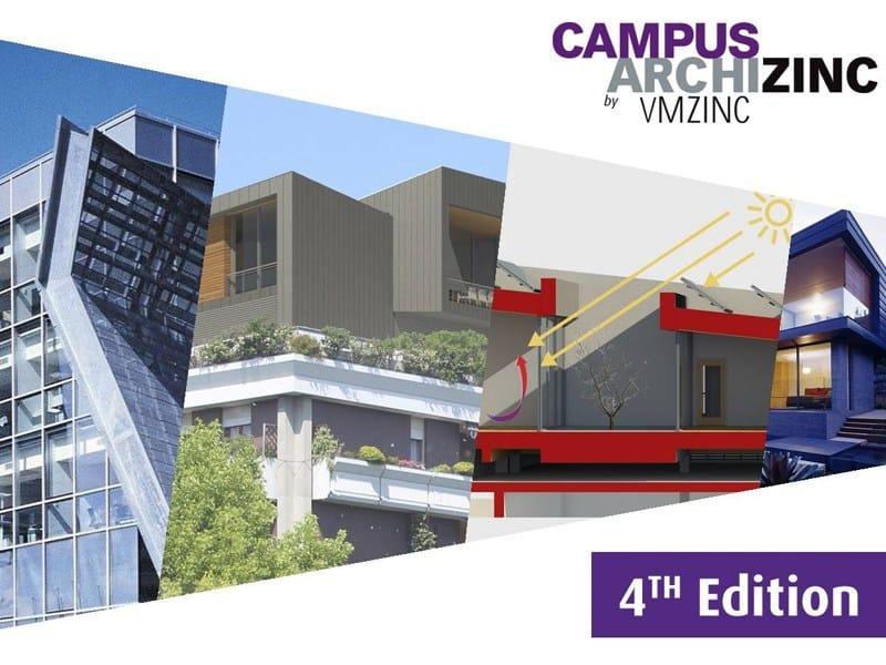 Ultimi giorni per la IV edizione di Campus Archizinc per gli studenti