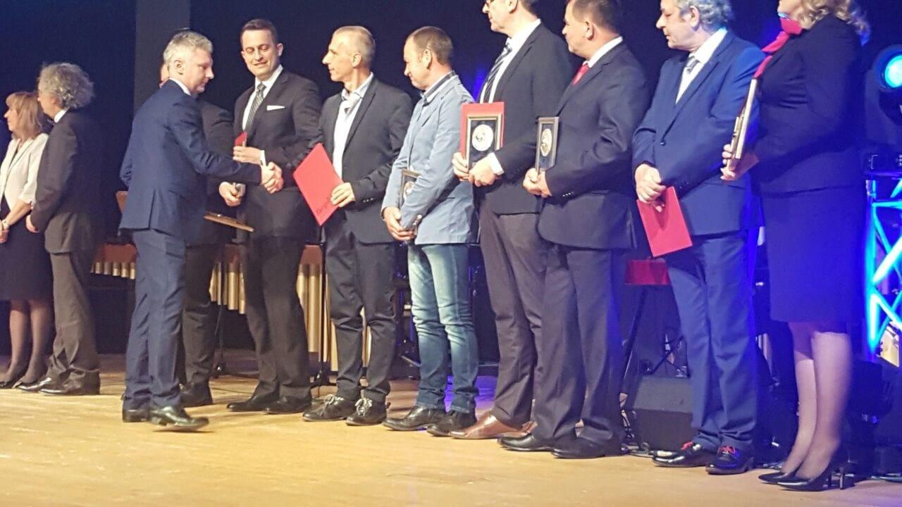 A MB Crusher il premio per l'innovazione all'Autostrada Polska