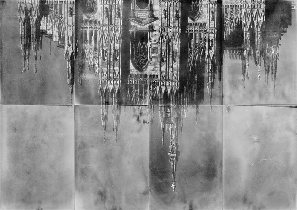 Viasaterna_ © Takashi Homma, Duomo from the series The Narcissistic City, Stampa Lamda, cm206x296,1, 2017 ©Takashi Homma, Courtesy Viasaterna