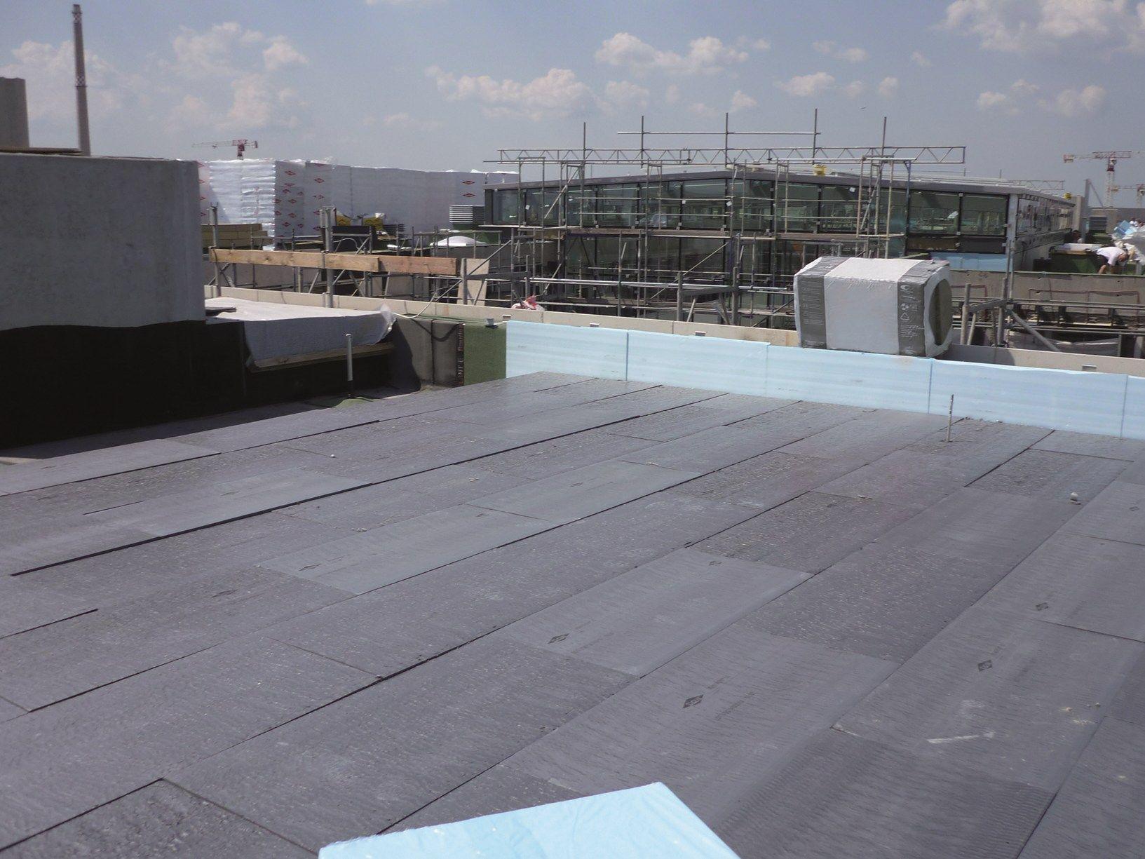 XENERGY™SL di Dow per i tetti piani 'alla rovescia'