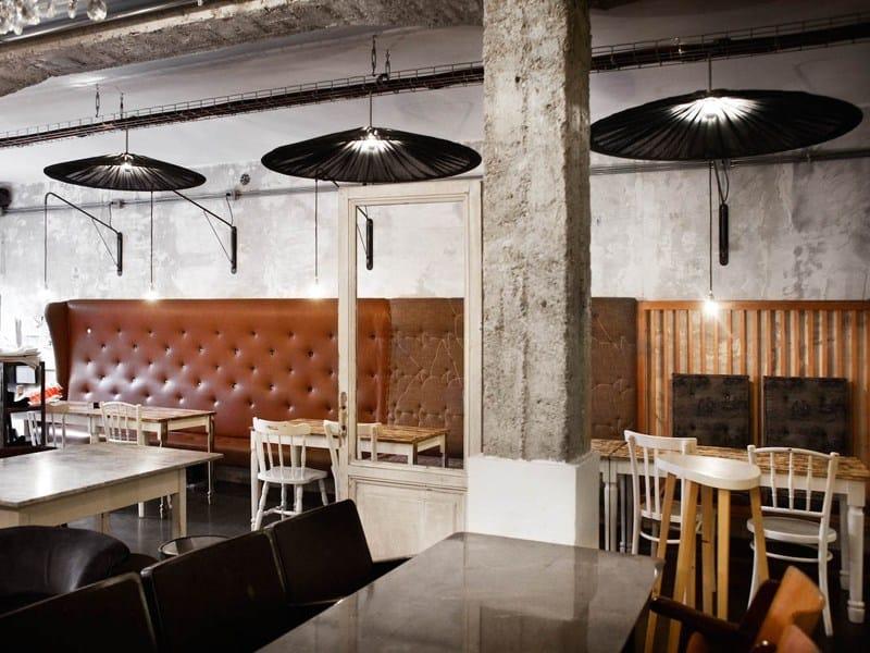 20ml: l'industrial bar romano di Calaci&Bergher Architetti