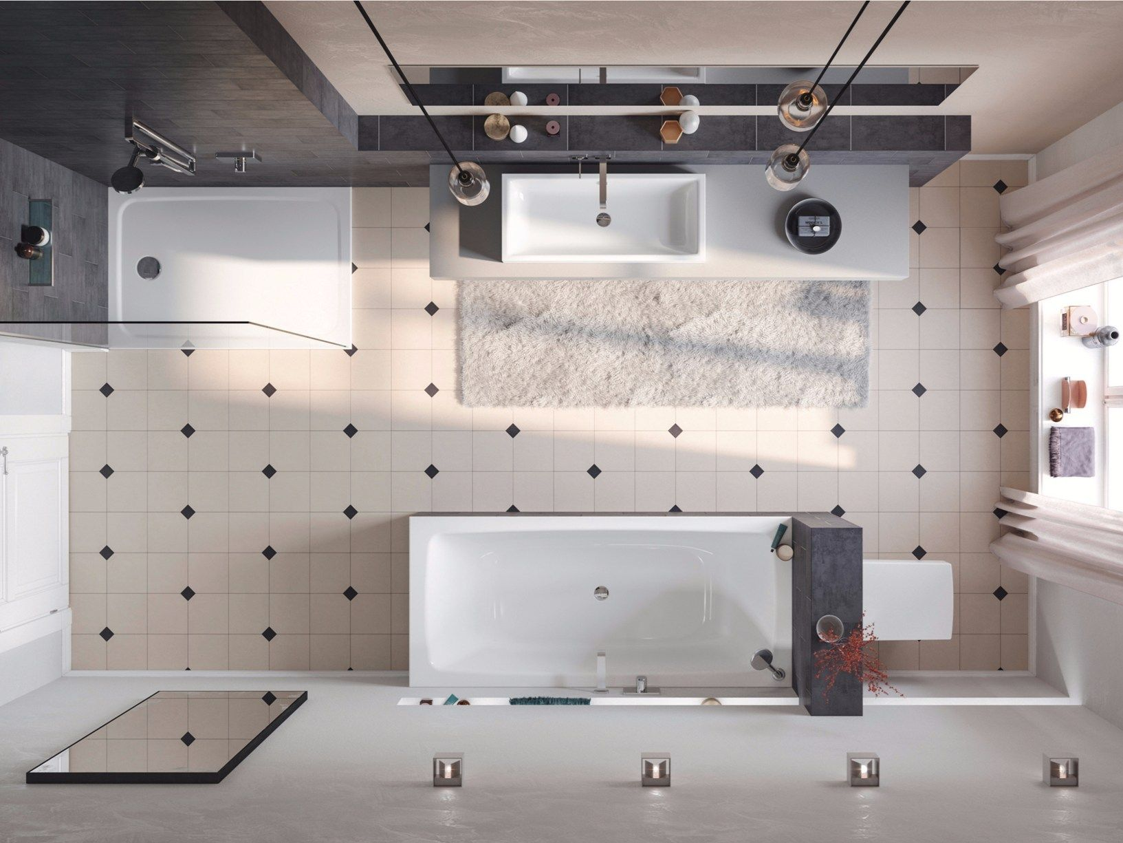 Vasca Da Bagno Kaldewei Dimensioni : Kaldewei per le ristrutturazioni: design a costi contenuti