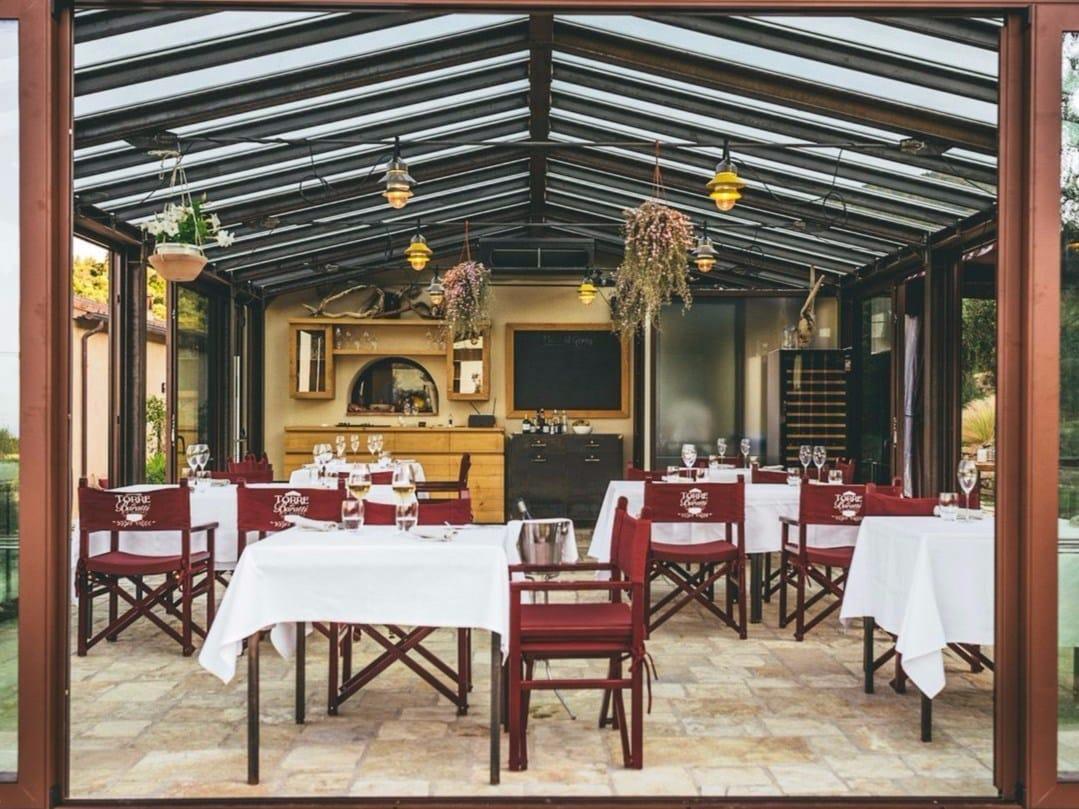 Zeno Pucci+Architects per Torre di Baratti - Bio Resort