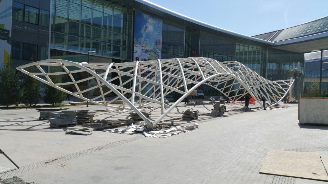 PICHLER Projects per Expo Astana 2017