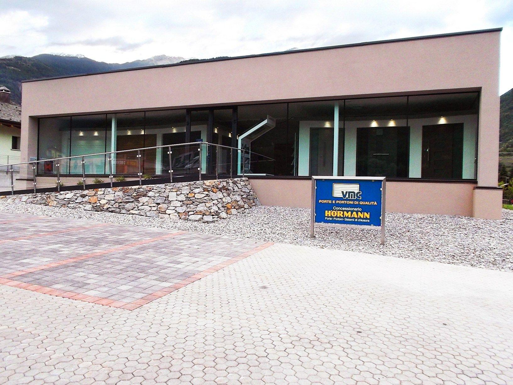 A Sondrio Hörmann ha inaugurato un esclusivo showroom