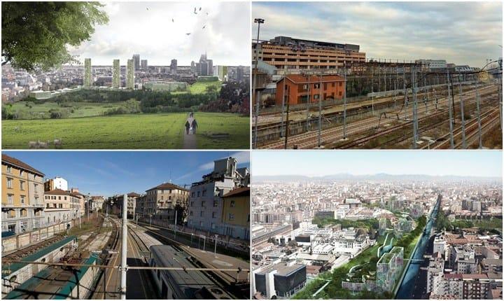 Milano, da sette scali ferroviari dismessi prenderà vita la Circle Line