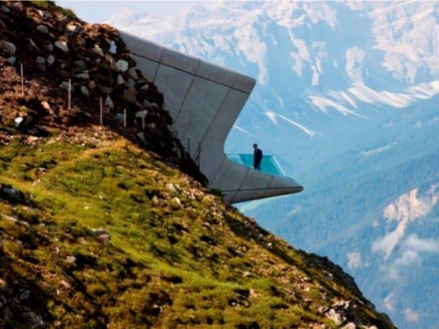 Apre oggi la mostra 'Zaha Hadid e l'Italia'