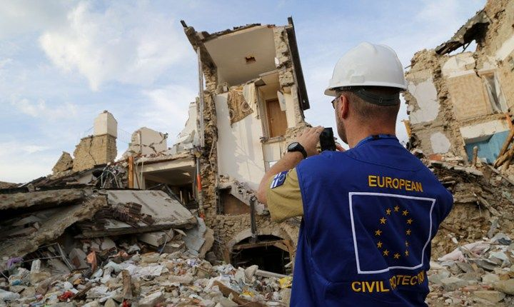 Ricostruzione case e imprese in Centro Italia, un miliardo di euro dalla BEI