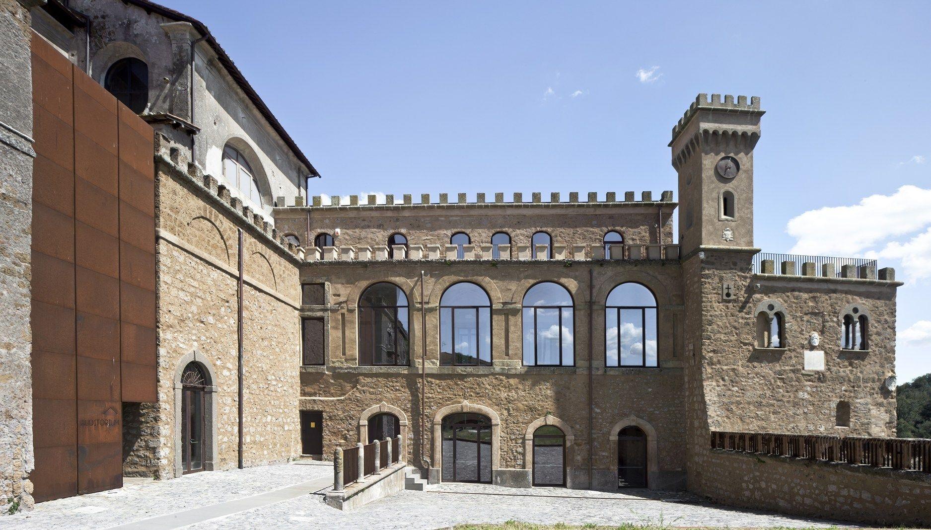 Secco Sistemi per il Nuovo Museo Diocesano di Sutri
