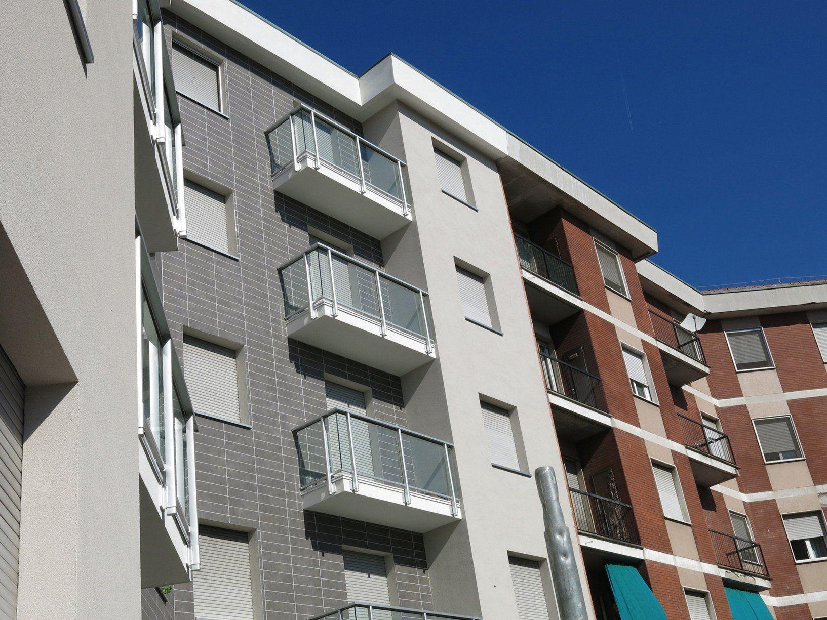 Nuova riqualificazione residenziale a Milano con i prodotti de L'Isolante