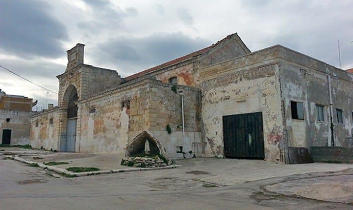 Ex mattatoio di Bisceglie (BT), Photo: www.artemagazine.it