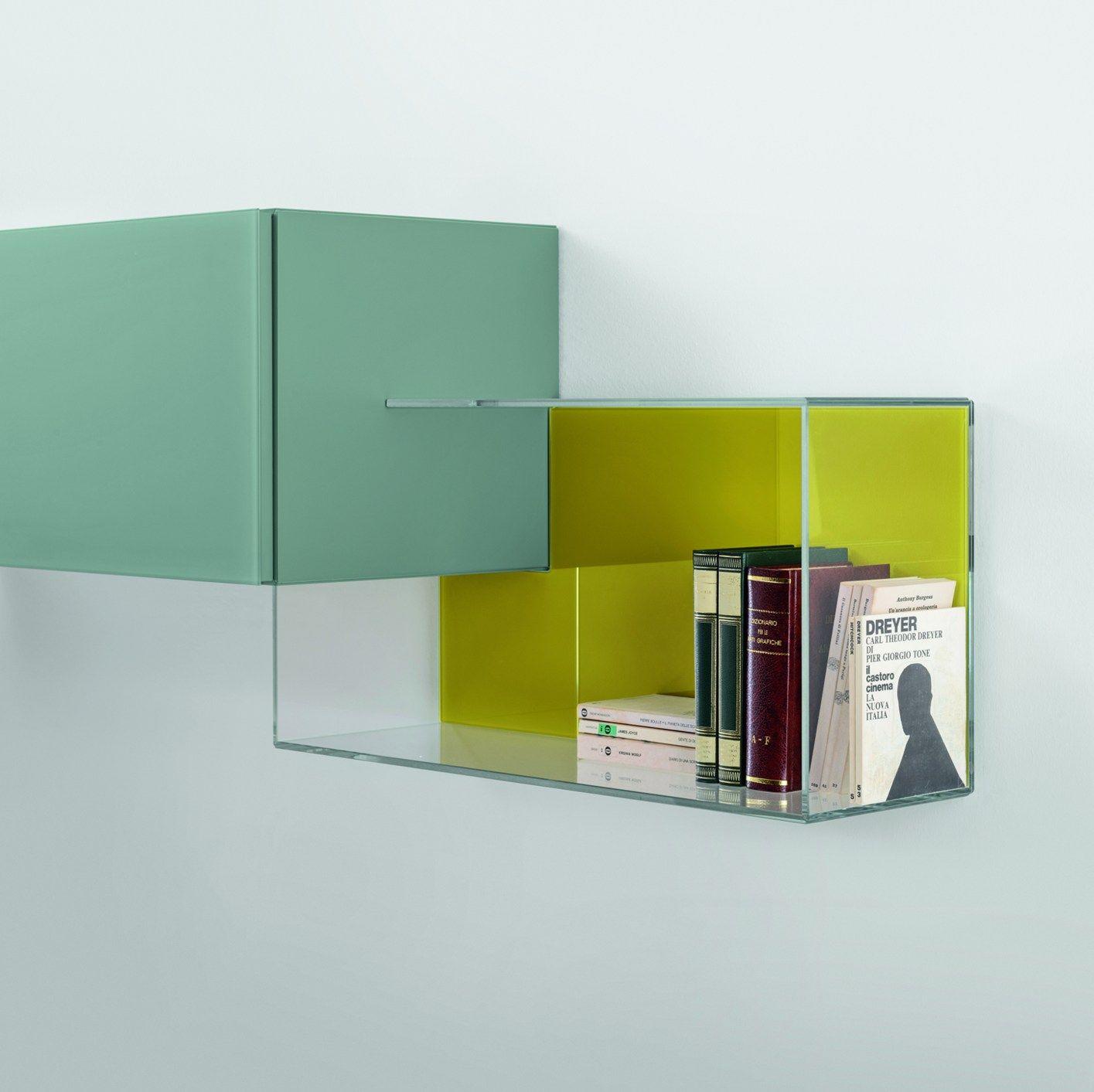 36e8 Glass. Leggerezza e modularità