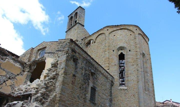 Sisma Centro Italia, 170,6 milioni di euro per recuperare 104 beni culturali