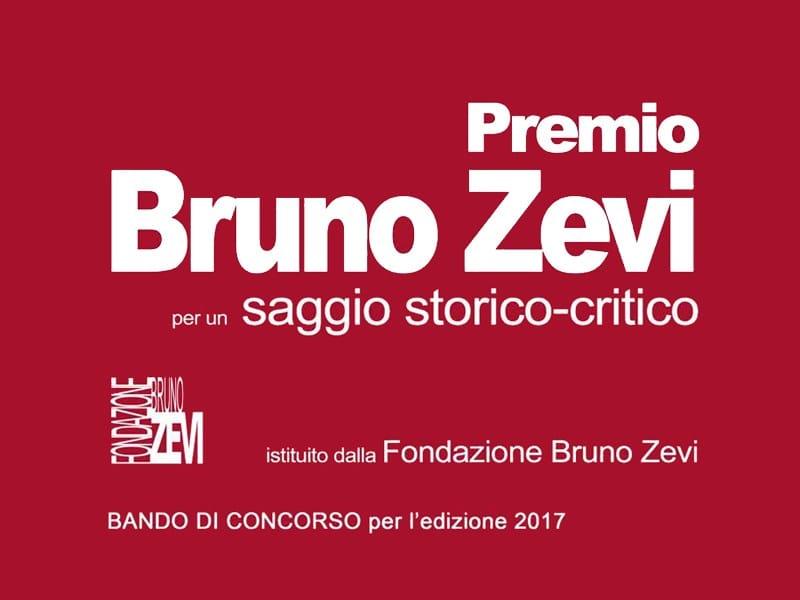 XI Edizione del Premio internazionale Bruno Zevi