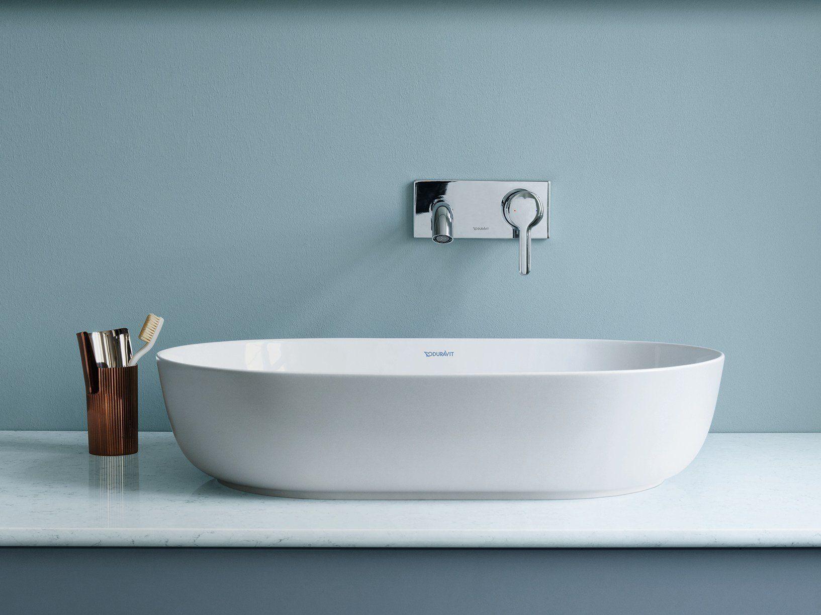 Vasca Da Bagno Larga 60 Cm : Duravit minimo ingombro e massima resa in bagno