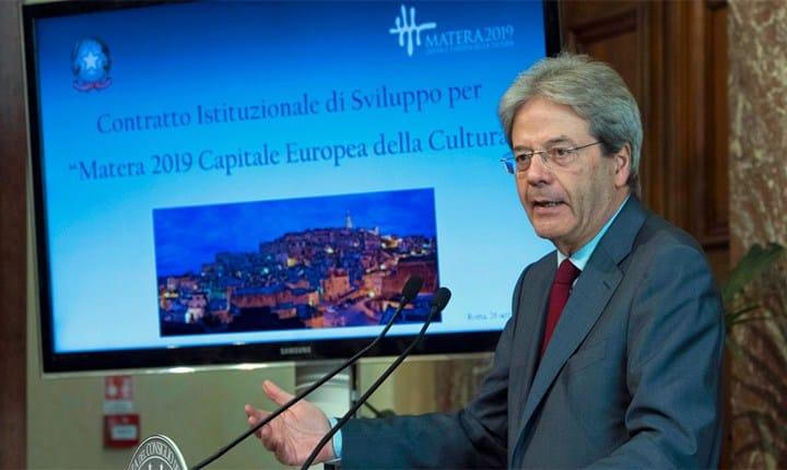 Matera 2019, entro i prossimi 18 mesi lavori per 22 milioni di euro