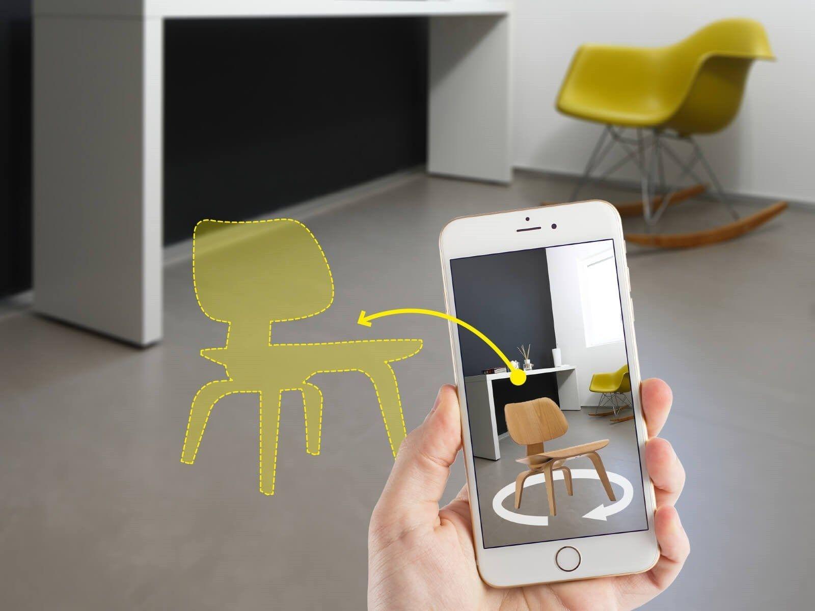 Il futuro dell'interior design è in Realtà Aumentata