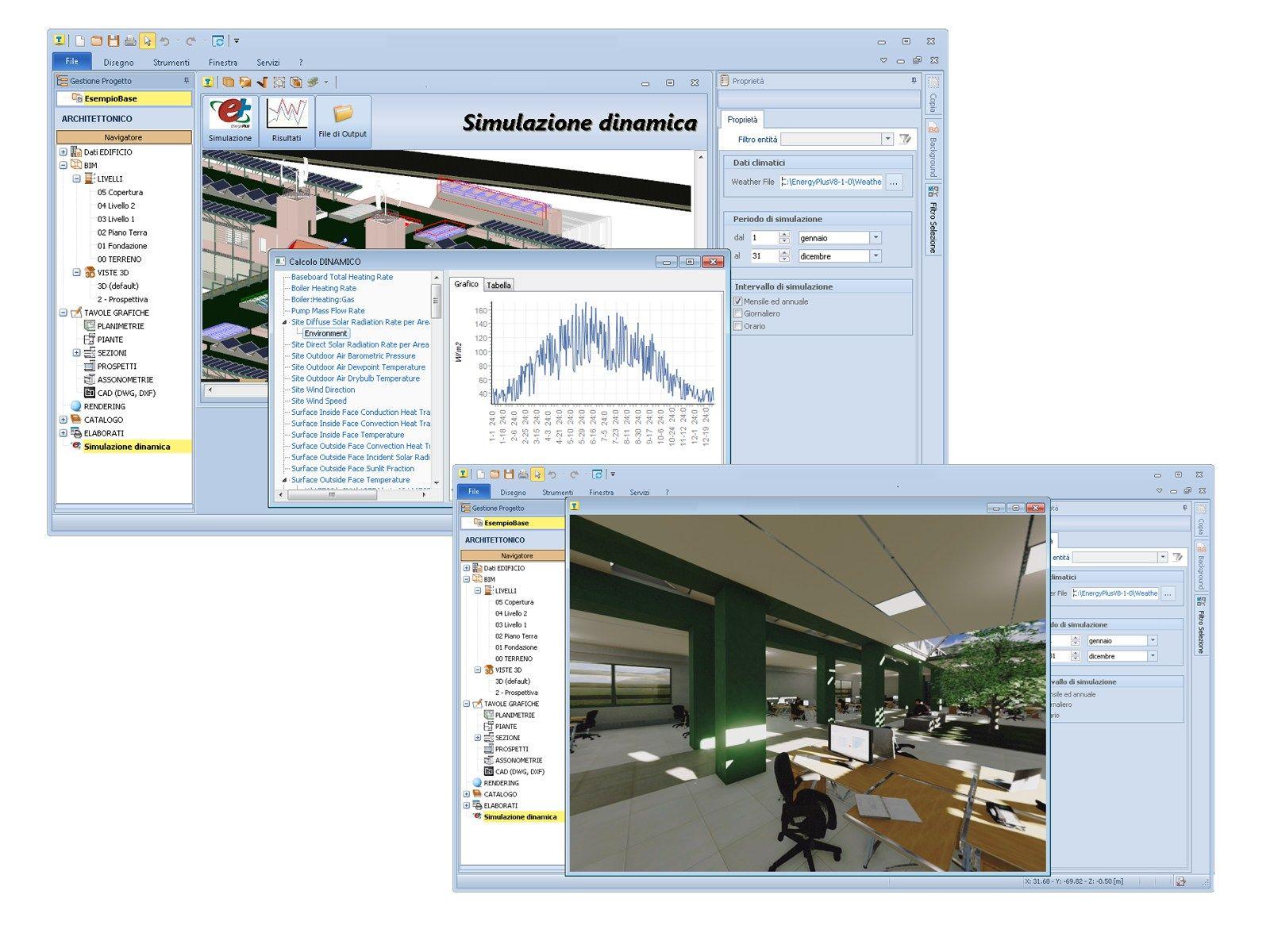 Acca Software presenta TerMus-PLUS   progettazione energetica verso il BIM ed calcolo dinamico