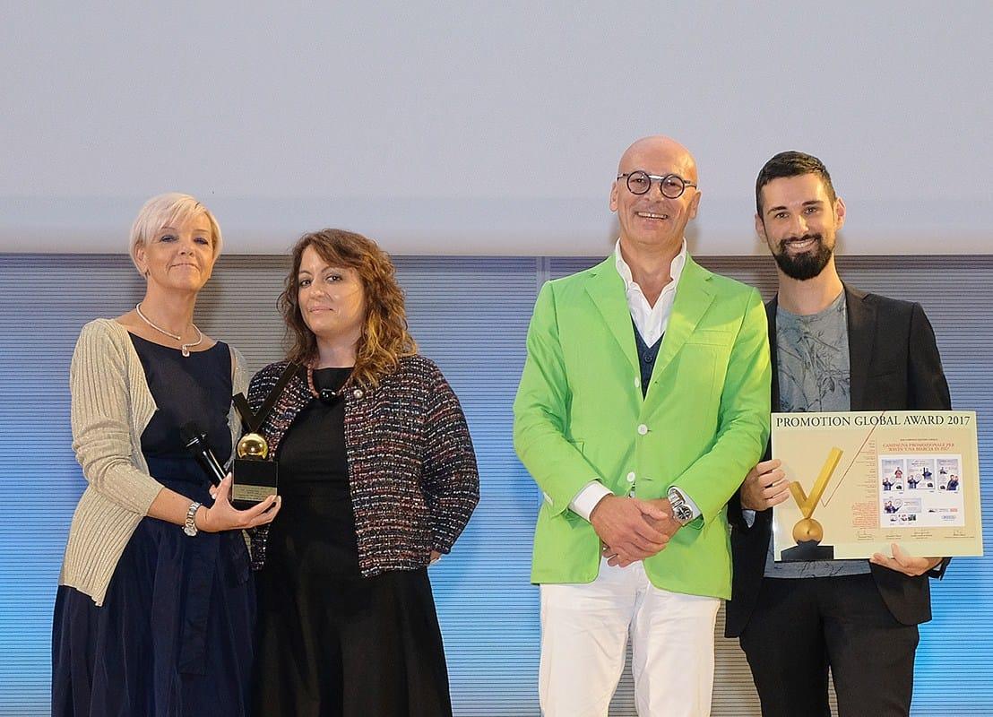 Wavin Italia premiata da MediaKey per la campagna 'Una marcia in più'