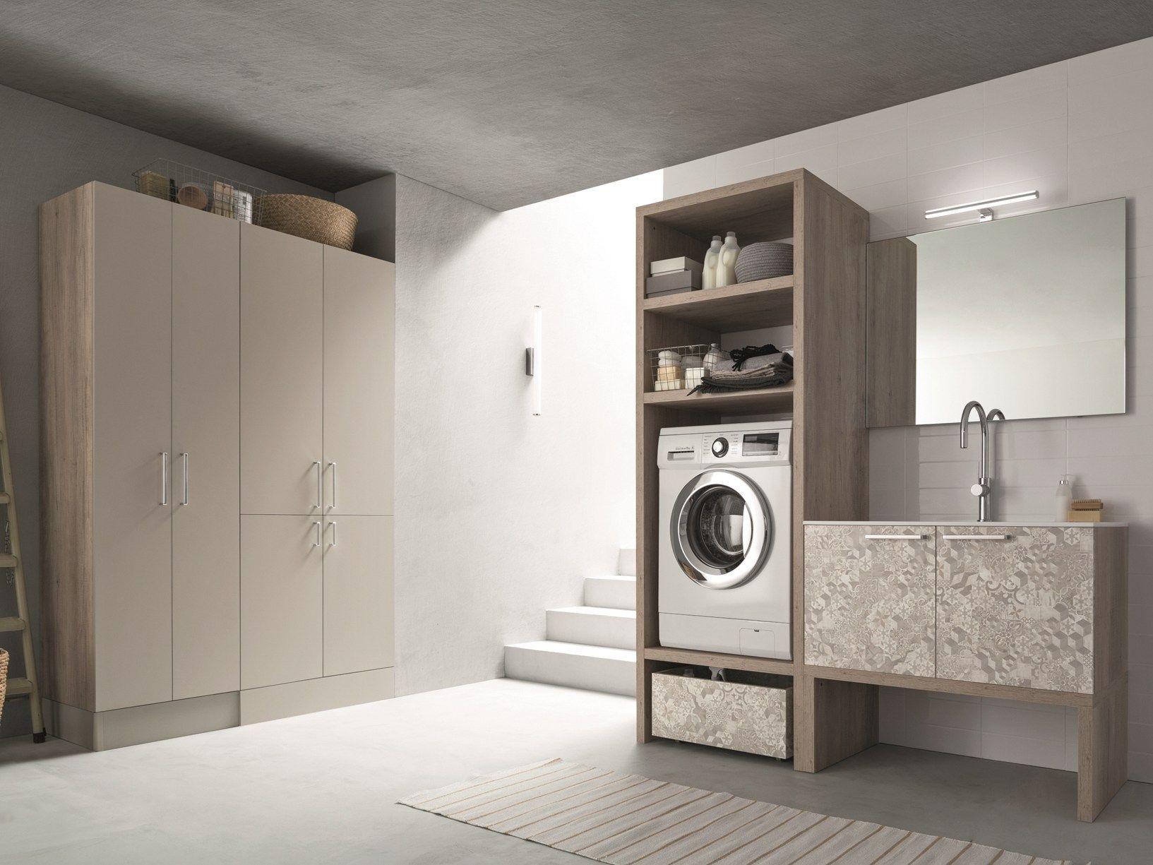 Arblu presenta il progetto lavanderia - Accessori lavanderia casa ...