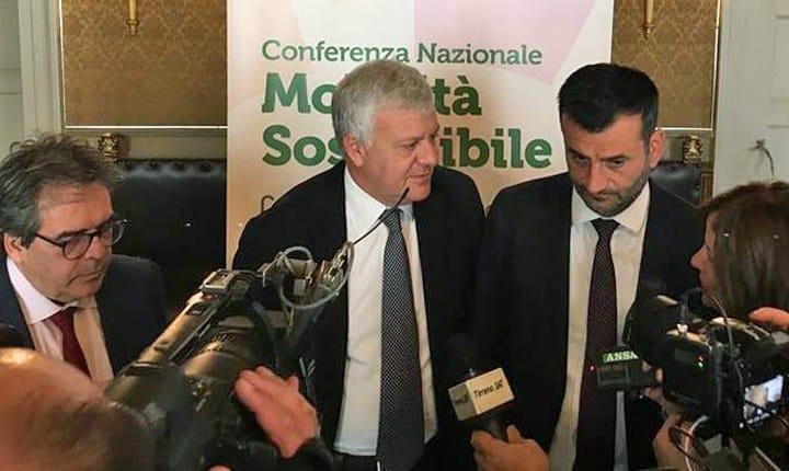 Mobilità sostenibile, altri 45 milioni di euro per le città
