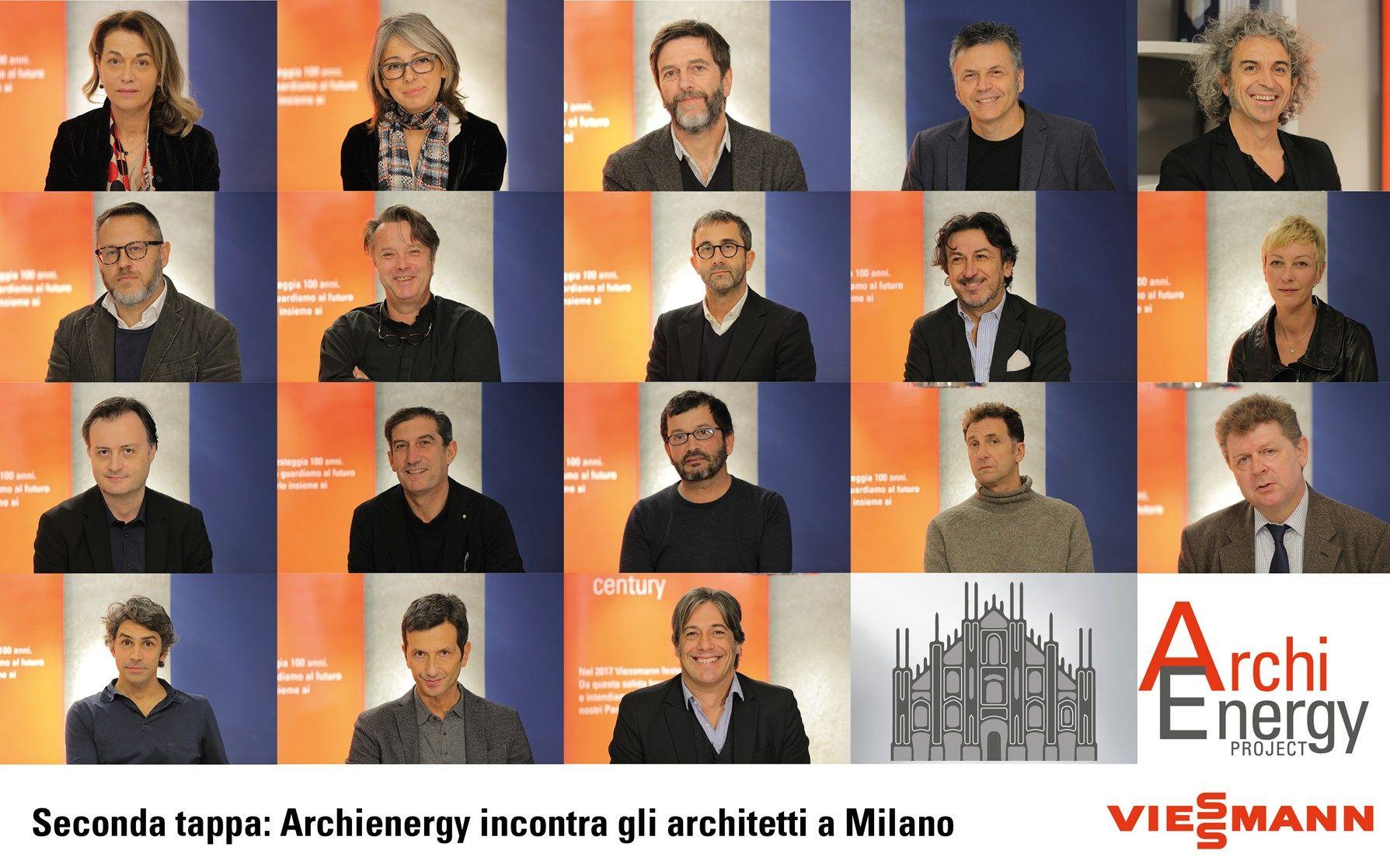 ArchiEnergy Project, al via la seconda tappa dell'iniziativa Viessmann