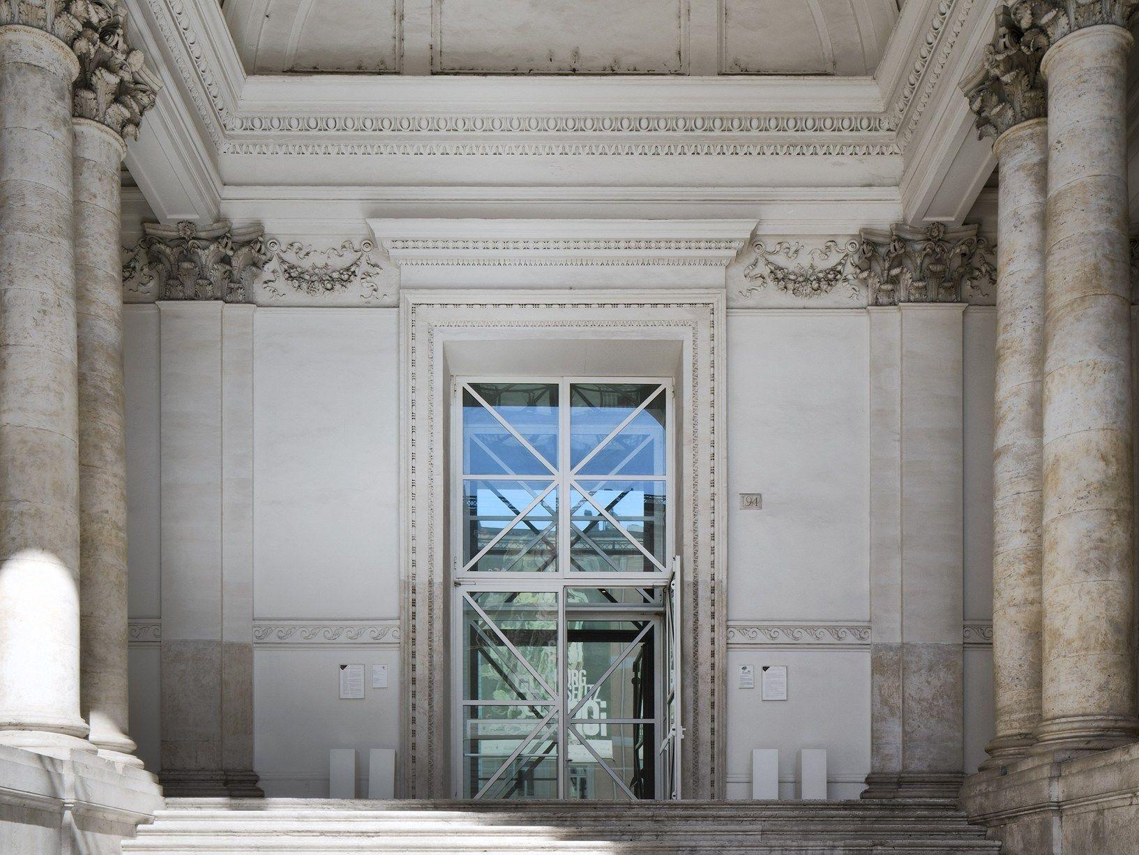 Secco Sistemi per il Palazzo delle Esposizioni di Roma
