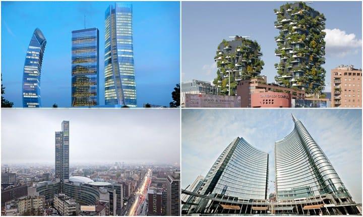 Dagli anni Sessanta ad oggi, come cambia lo skyline milanese
