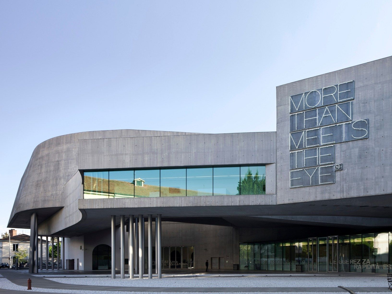MAXXI. Tra recupero e architettura contemporanea