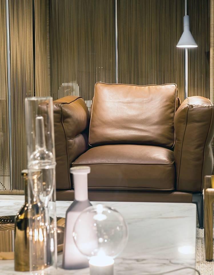 Flexform Comfort Raffinato : Flexform al salone del mobile ano shanghai