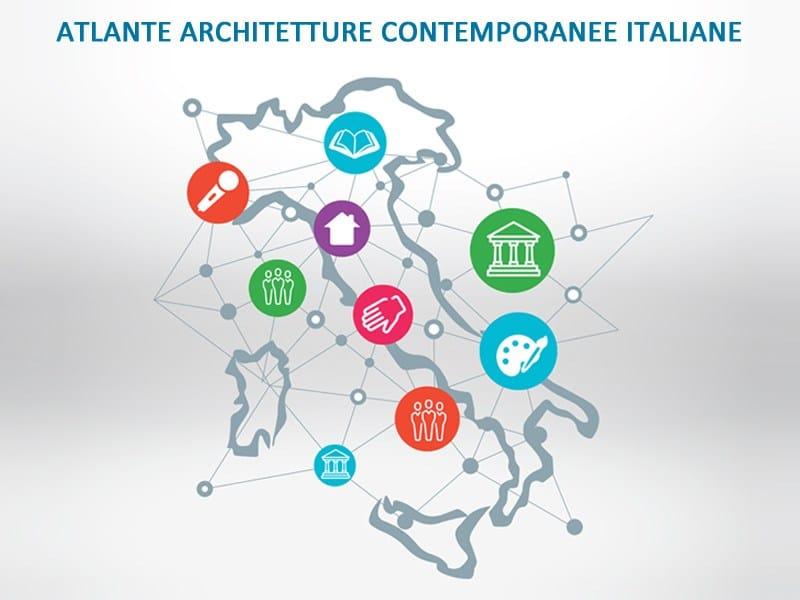 Atlante dell'architettura contemporanea italiana