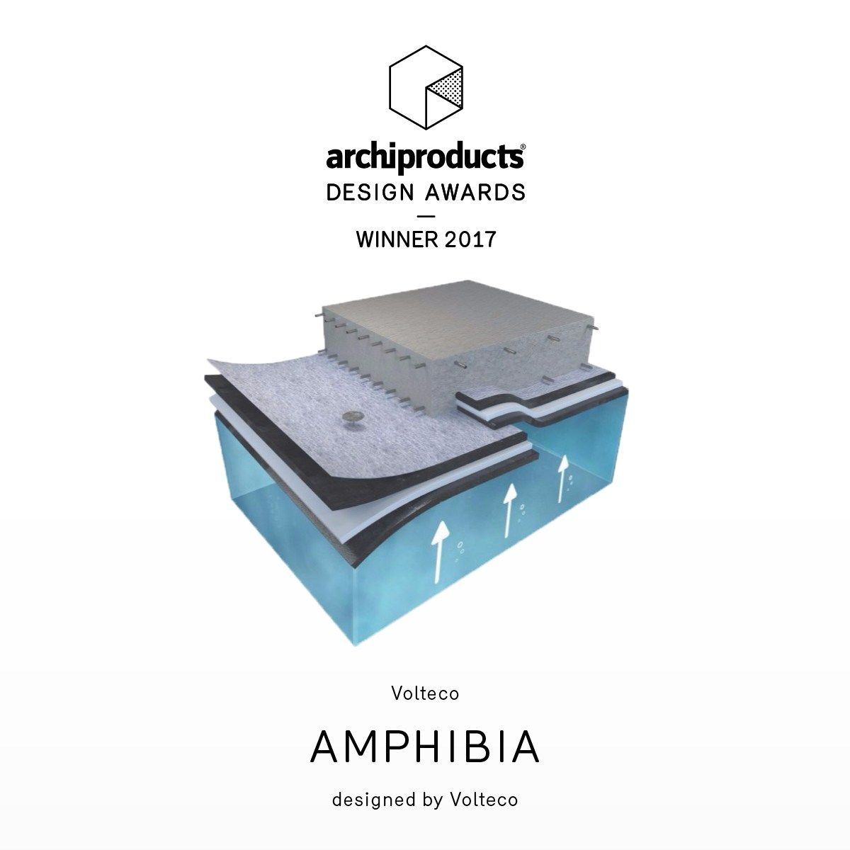Archiproducts Design Awards per Volteco