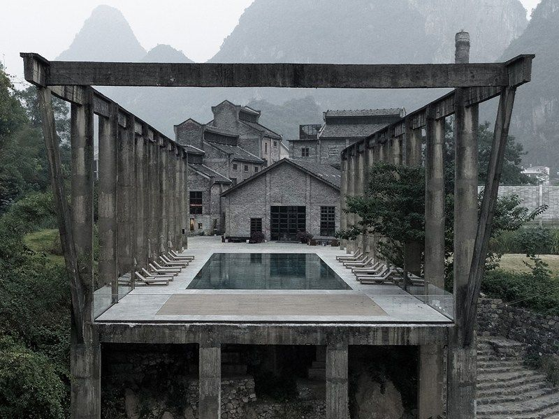 Alila Yangshuo: da ex-zuccherificio a suggestivo resort