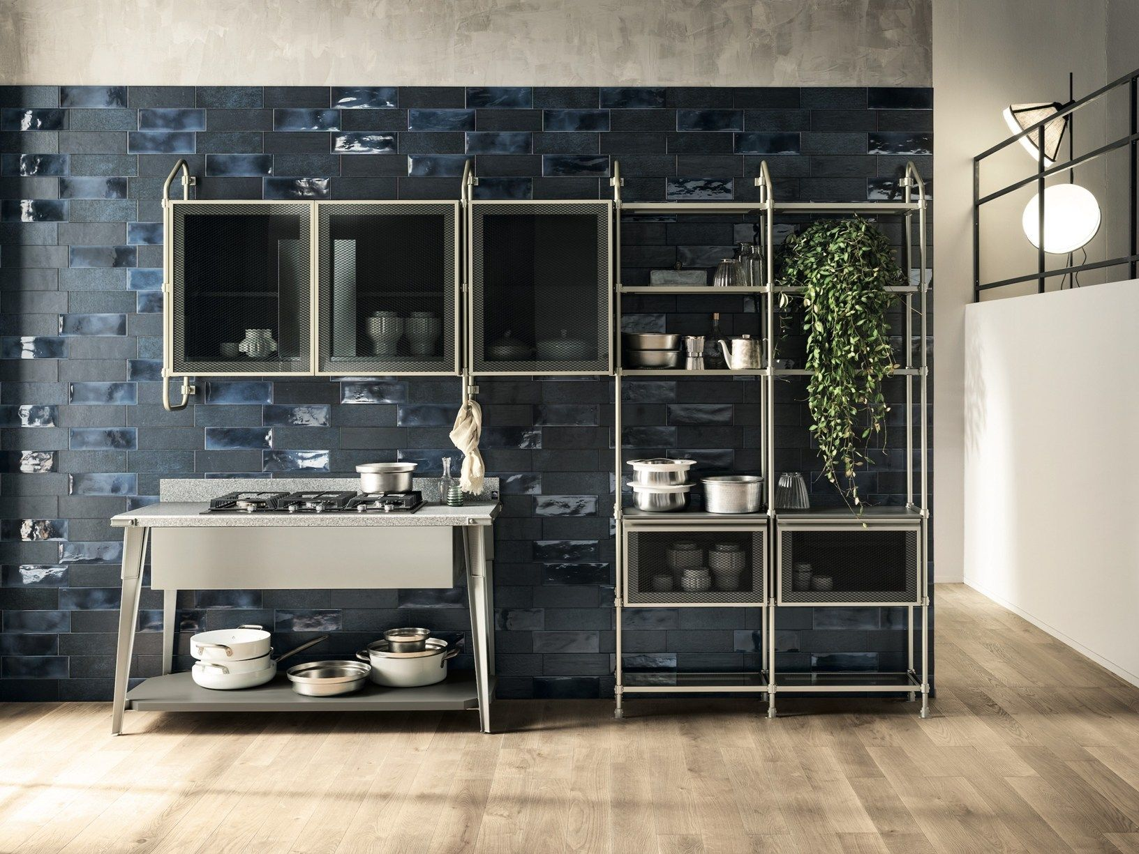 DIESEL OPEN WORKSHOP BY SCAVOLINI