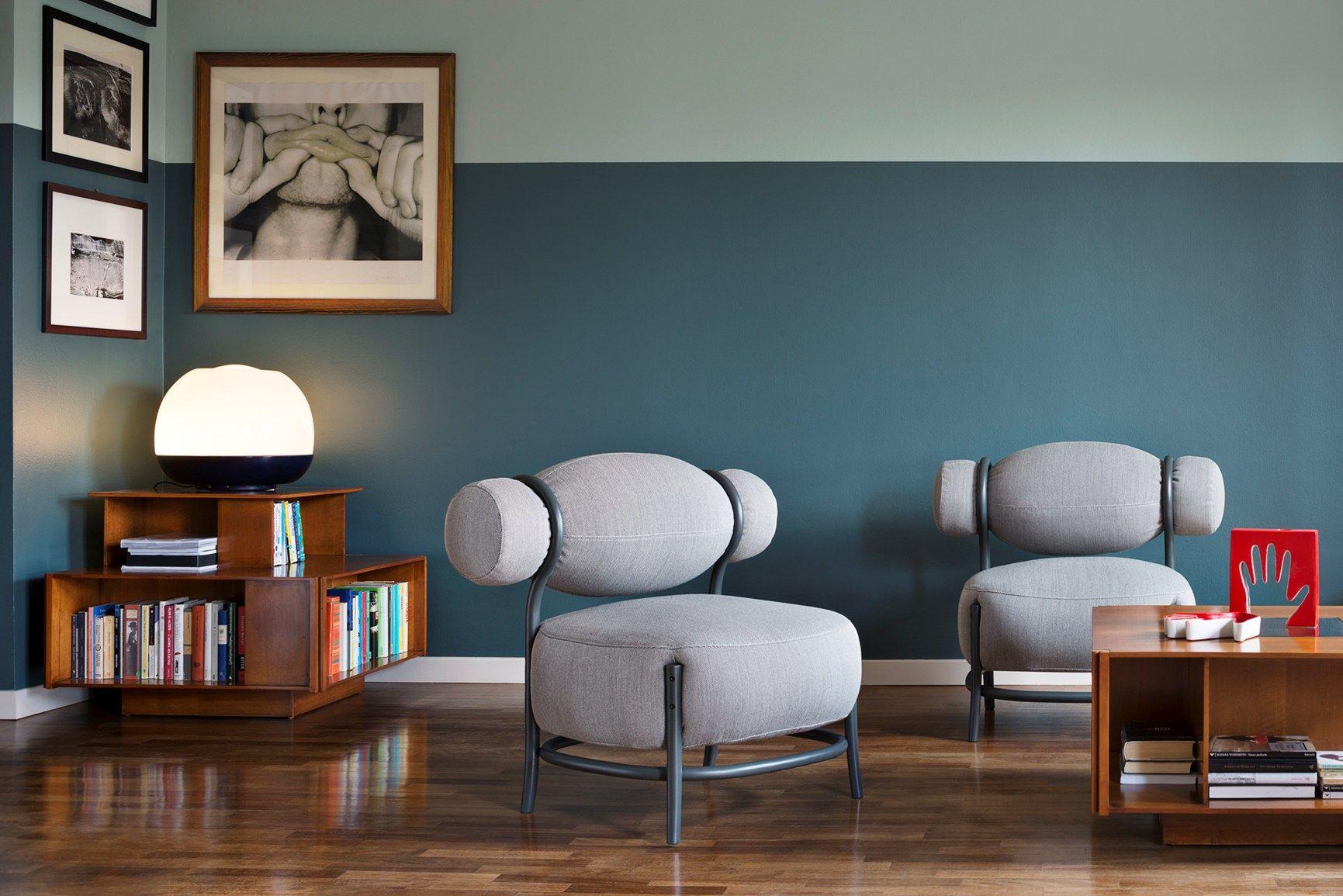 Gtv retr aesthetics contemporary verve for Soggiorni moderni di design