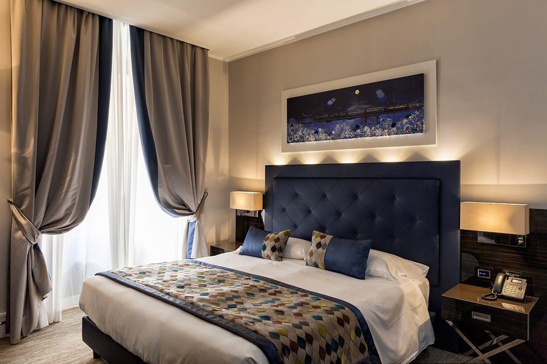 La domotica AVE al Gioberti Art Hotel di Roma