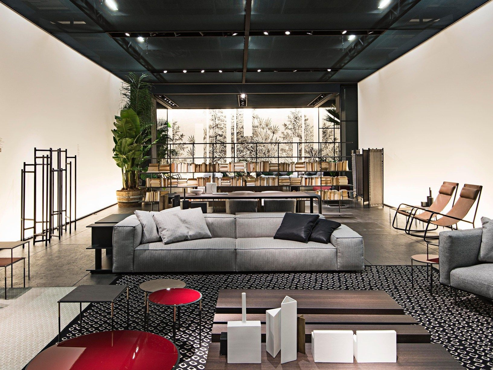 Fiera Del Mobile Colonia 2018 living divani. atmosfere rilassate tra sogno e realtÀ