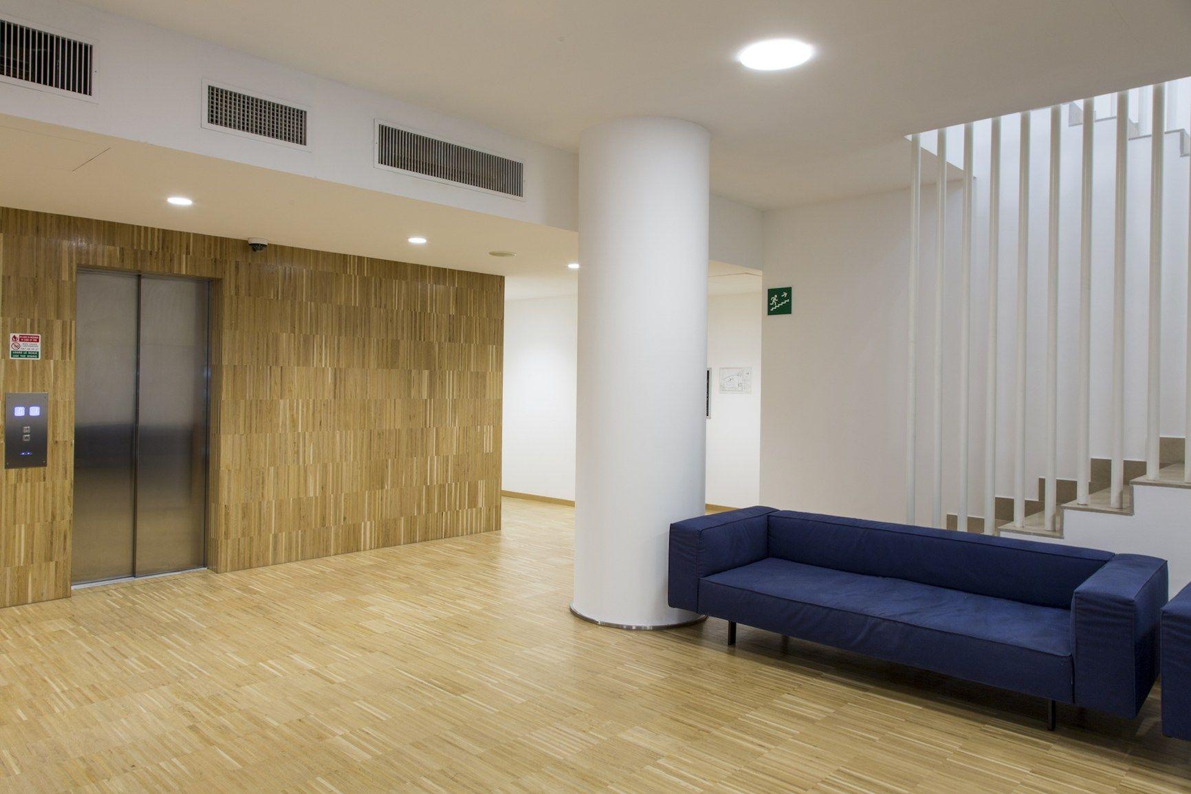Euromobil arreda la nuova residenza per studenti dell for Euromobil 02