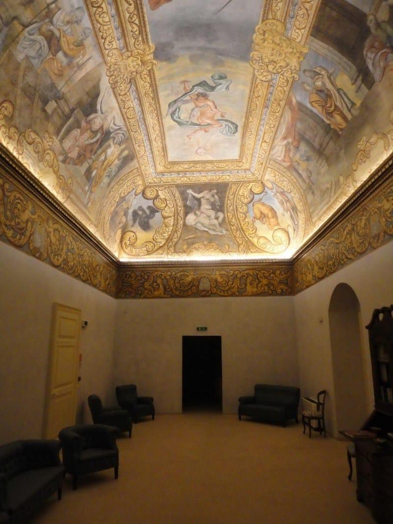 Restauro e recupero del castello di Ugento (LE)