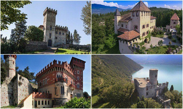 Comprare casa, e se fosse un castello?