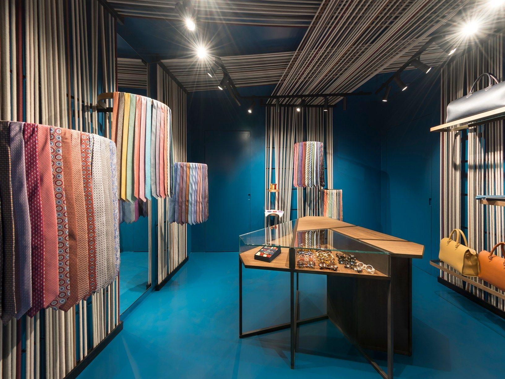 Arredamento Bianco E Corda : Masel pareti color ottanio e corde multicolor