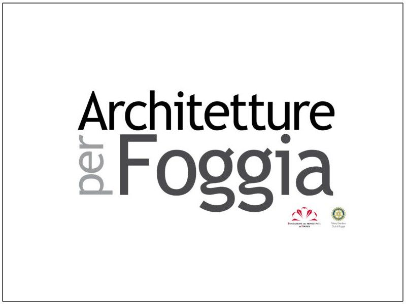III edizione del concorso di idee 'Architetture per Foggia'