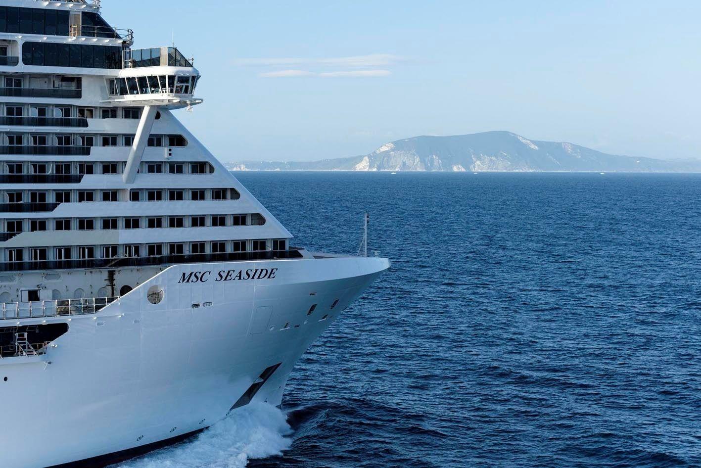 La tecnologia Made in Vimar a bordo della nave dei record