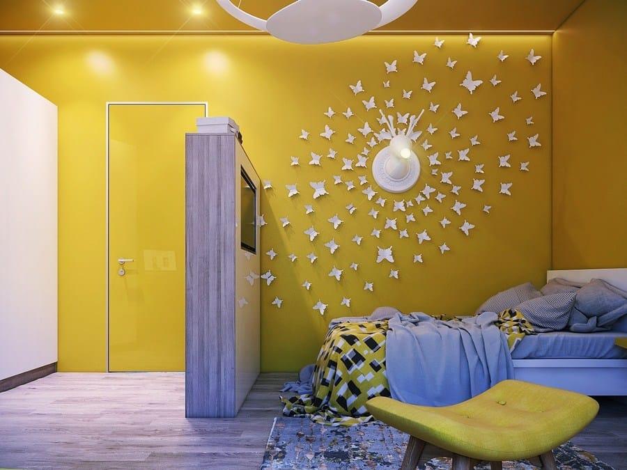 La luce perfetta per la camera dei bambini