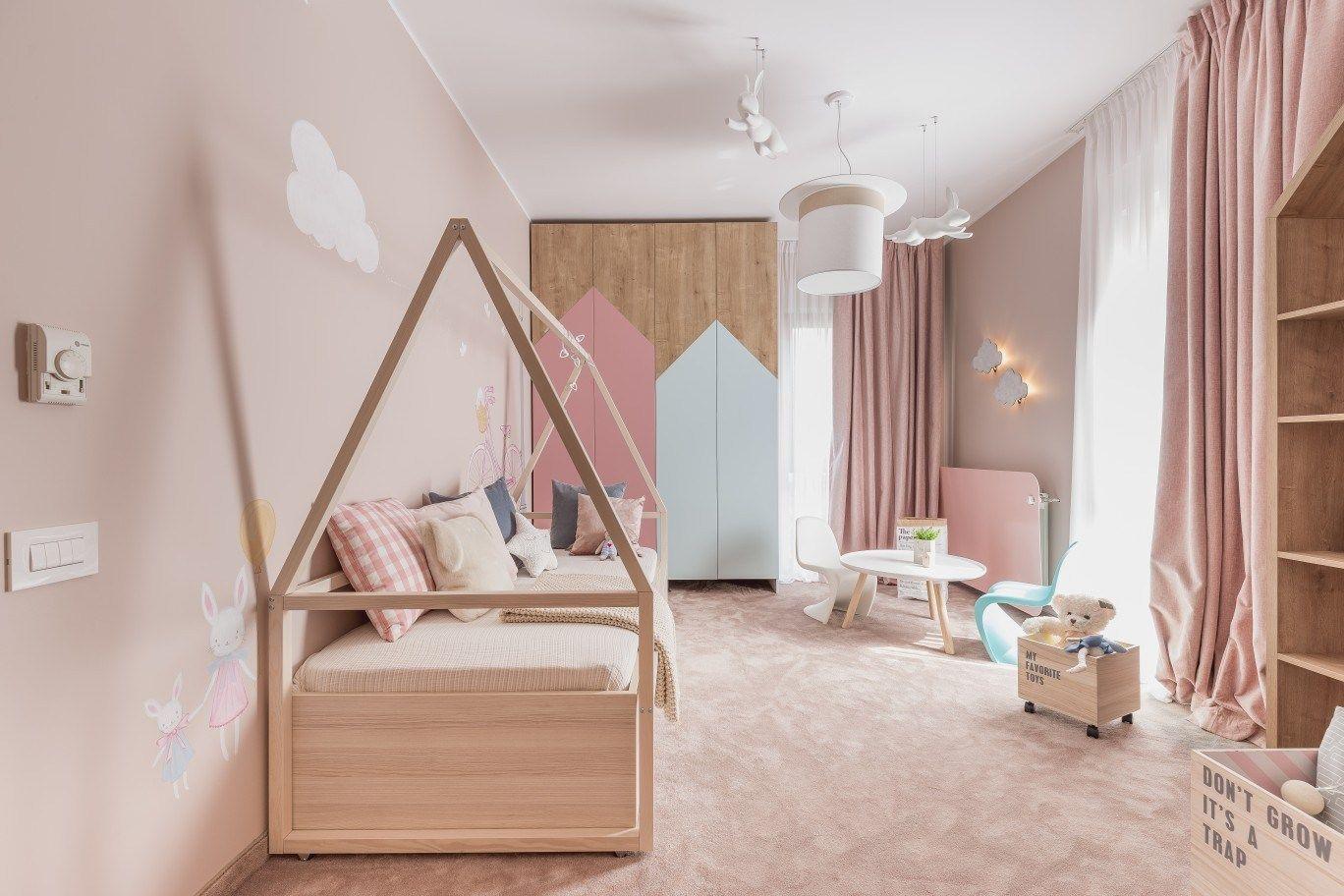 Plafoniera Per Cameretta Bimbo : La luce perfetta per camera dei bambini