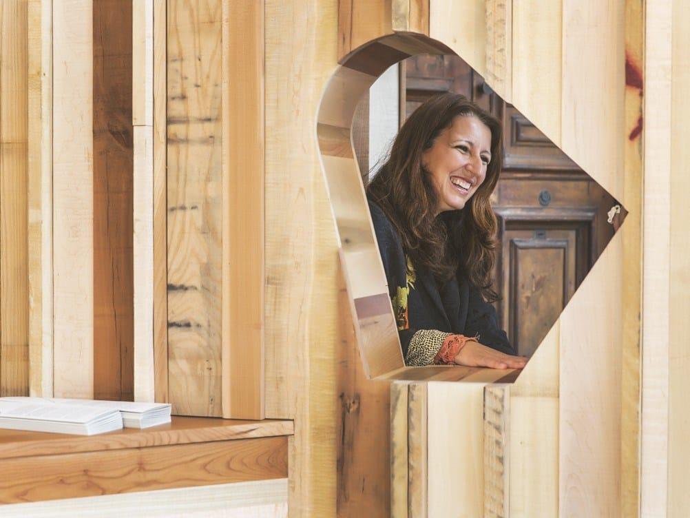 Benedetta Tagliabue realizza il sogno di ogni architetto