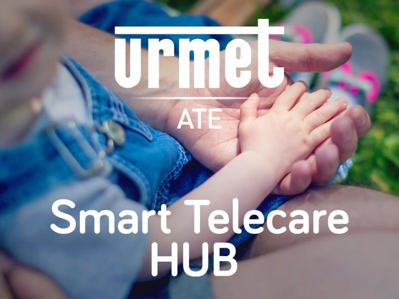 Urmet ATE e Desall lanciano Smart Telecare HUB