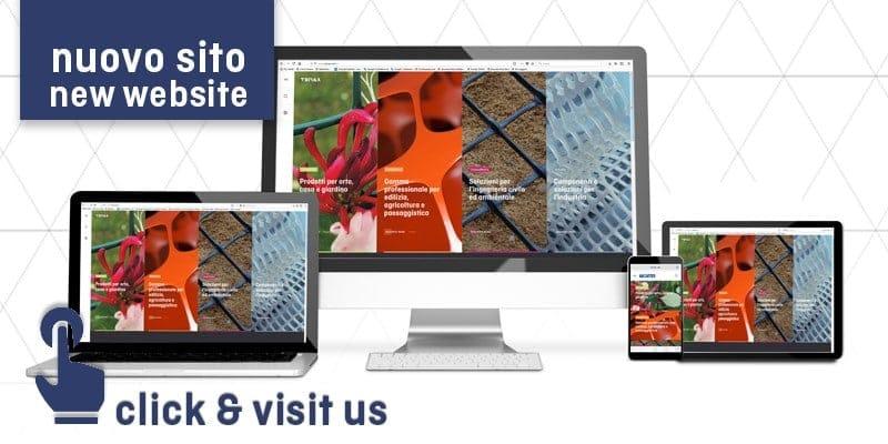 TENAX, online il nuovo sito