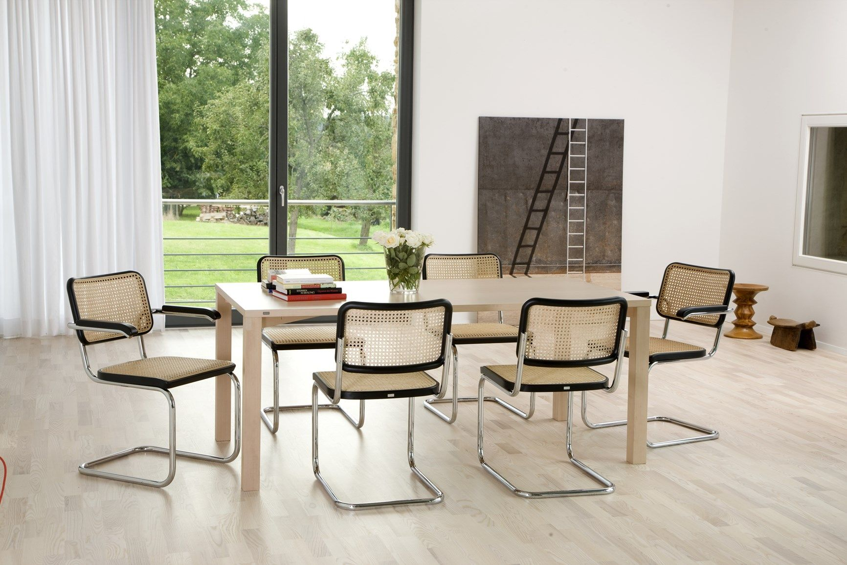Thonet ad archiproducts milano for Mornata arredamenti milano