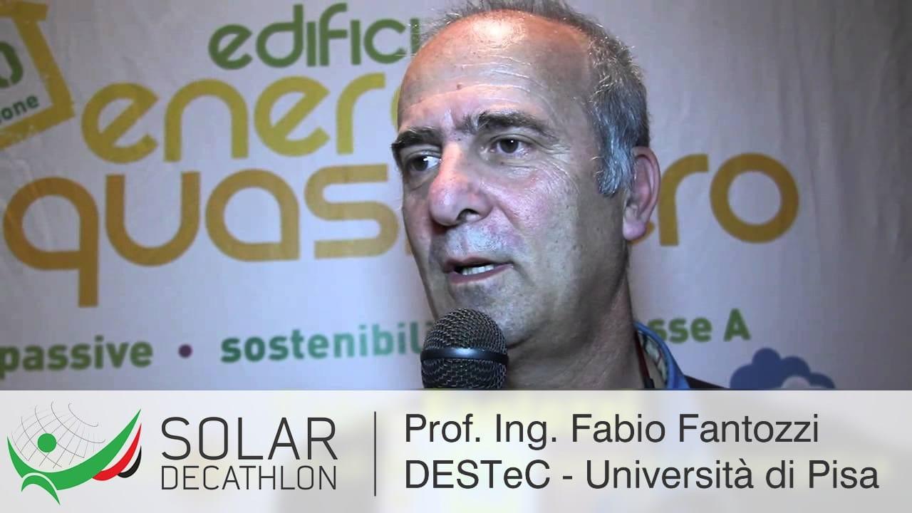 Termolog di Logical Soft al Solar Decathlon